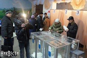 В Николаевской области на 132-м округе пытались проголосовать неизвестные, - ОПОРА