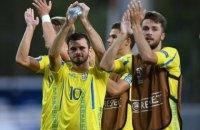 Юношеская сборная Украины по футболу вышла в полуфинал Евро-2018