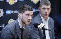Украинец Михайлюк установил новый карьерный рекорд в НБА