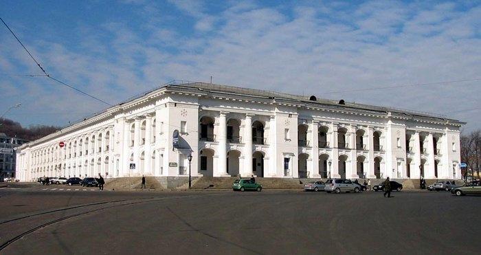 Гостиный двор, Киев