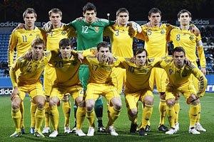 Украинцы и англичане поделили очки