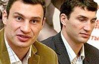 Братья Кличко выиграли суд у бывшего промоутера