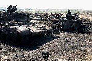 Со стороны России обстрелян погранпункт «Мариновка» и позиции силовиков близ Дьяково, - Тымчук