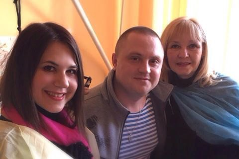 Анжелика Рудницкая проведет благотворительный вечер в помощь раненому киборгу