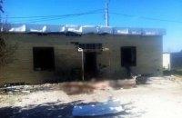 В результате взрыва на автобазе в Авдеевке погиб мужчина