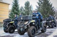 В горные районы Закарпатья направили спецназ Нацгвардии