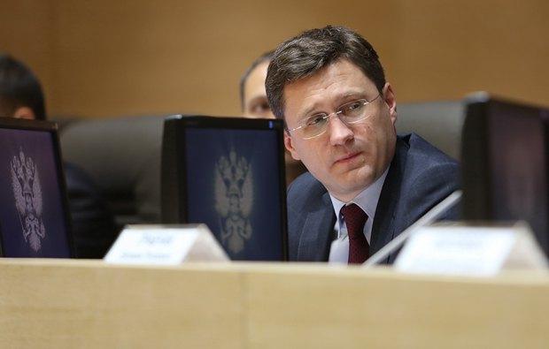 Олександр Новак, міністр енергетики РФ