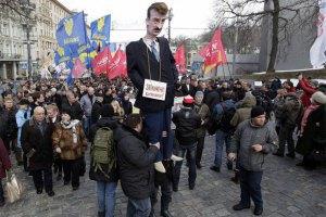 Мери просять припинити політичну розправу над Поповим