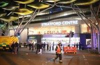 В Лондоне задержали подростка по делу об атаке ядовитой жидкостью