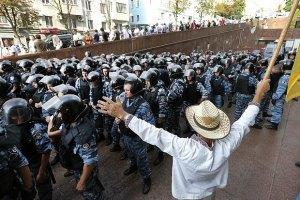 Одарченко: суд не забороняв опозиції мітингувати в центрі Києва