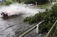 Жертвами наводнения в Китае стали 55 человек