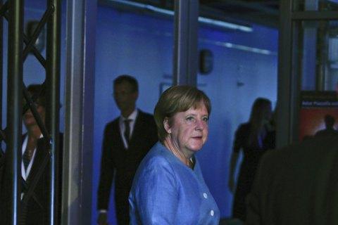 Меркель назвала коронавірус найсерйознішою кризою за час існування Євросоюзу