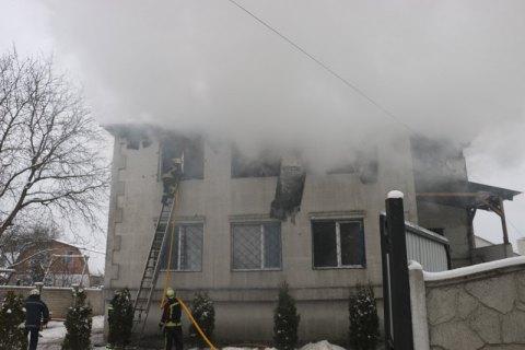 Власниця згорілого у Харкові будинку для літніх має щонайменше ще один аналогічний заклад