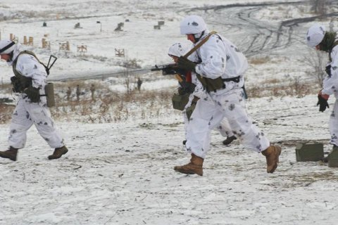 На Сочельник боевики трижды нарушили рождественское перемирие