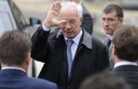 """Азаров: """"когда Тимошенко открывает рот, лучше всего закрыть уши"""""""