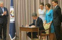 Новый посол США прибыл в Украину