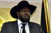 Президент Південного Судану підписав мирну угоду з повстанцями