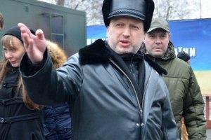 Турчинов про Путіна: сподіваюся на те, що й весь цивілізований світ