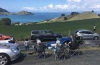 В Новой Зеландии тысячи жителей эвакуированы из-за мощных землетрясения