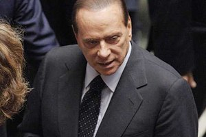Одной из любовниц Берлускони оказалась девушка из Львова