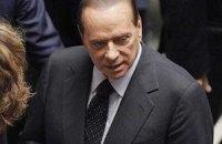 Берлускони опроверг свою досрочную отставку