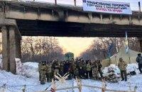 Суд арестовал локомотив и 57 вагонов, заблокировавших ж/д сообщение в Луганской области