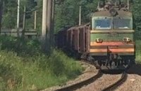 Во Львовской области грузовой поезд насмерть сбил человека