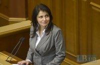 Ирина Фриз возглавила министерство по делам ветеранов