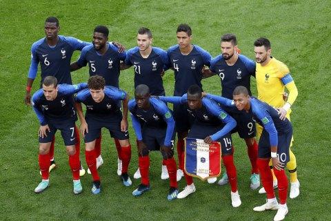 Збірна Франції стала третьою командою на ЧС-2018, якій гарантований вихід в плей-оф (оновлено)