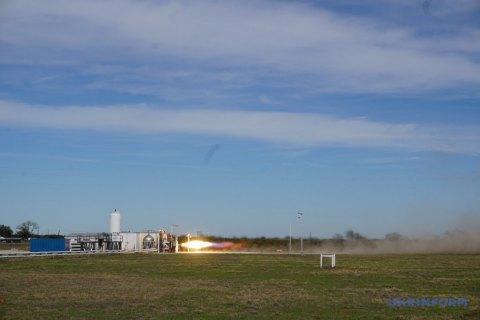 У США випробували двигун українсько-американської ракети Firefly Alpha