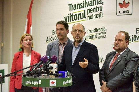 Лідер спілки угорців Румунії Келемен звинуватив посла України у брехні