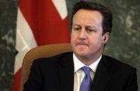 Кемерон готовий піти у відставку серез зрив референдуму про вихід Британії з ЄС