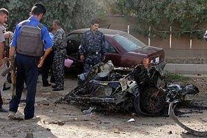 Понад 20 людей загинули через подвійний теракт на півдні Іраку