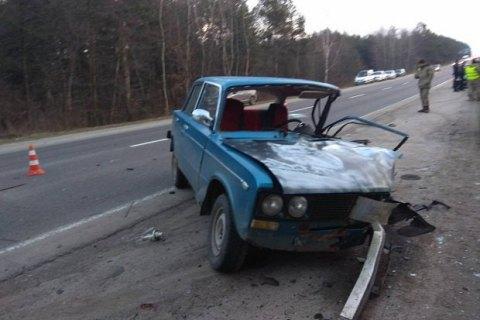 Во Львовской области произошло ДТП с участием военных, есть погибший (обновлено)