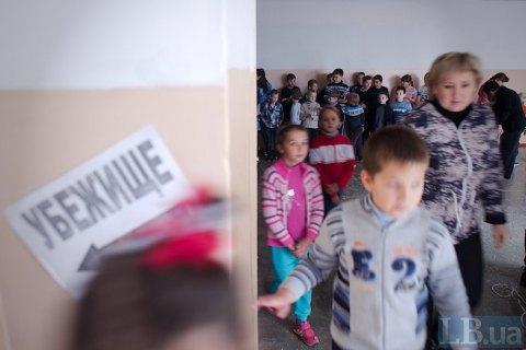 Жебрівський: Бойовики обстріляли Мар'їнку, вогонь вівся врайоні місцевої школи