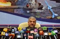 """Иранский военный командир посоветовал МИДу не вмешиваться в """"военные дела"""""""
