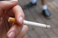 Парламенту предлагают переголосовать закон, ограничивающий рекламу сигарет