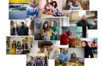 В Киеве открылась фотовыставка о переселенцах из Крыма и с Востока