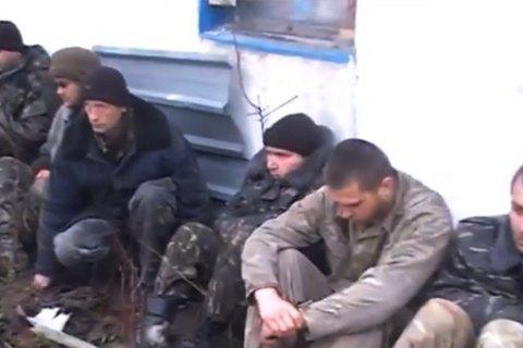 Боевики готовятся передать Украине 5 пленных