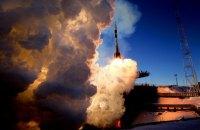 З Байконура стартувала ракета з новим складом МКС