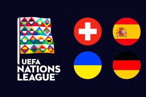 Стало відомо, коли Україна зіграє поєдинки проти ексчемпіонів світу в Лізі Націй
