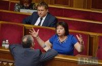Україна почала виходити з кризи, - Яресько