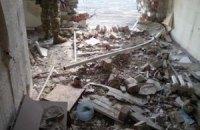 У Пісках бойовики продовжують обстріли з забороненої зброї, є втрати