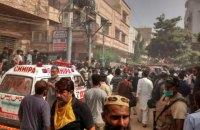 В Пакистане разбился самолет с 90 пассажирами на борту (обновлено)