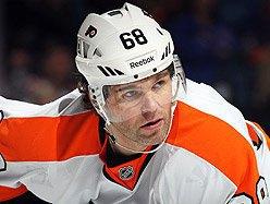 """""""Пілігрим"""" Ягр перейшов у свій восьмий клуб в НХЛ"""