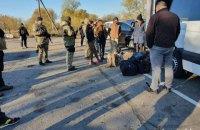 На блокпосту в Луганской области произошли столкновения между полицией и добровольцами (Обновлено)
