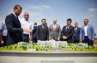 У Краматорську відкриють нову багатопрофільну лікарню ІІІ рівня, – Тимошенко