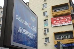 """Львівський """"регіонал"""" масово розсилає агітаційні SMS"""
