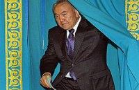Назарбаев отреагировал на критику по поводу выборов