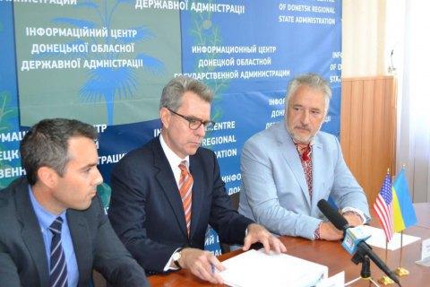США допоможуть створити логістичні центри для жителів Донбасу